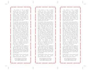 English Gospel Soul Winning Script | GODnYOU